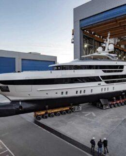 Sanlorenzo Superyacht: il quindo 52Steel