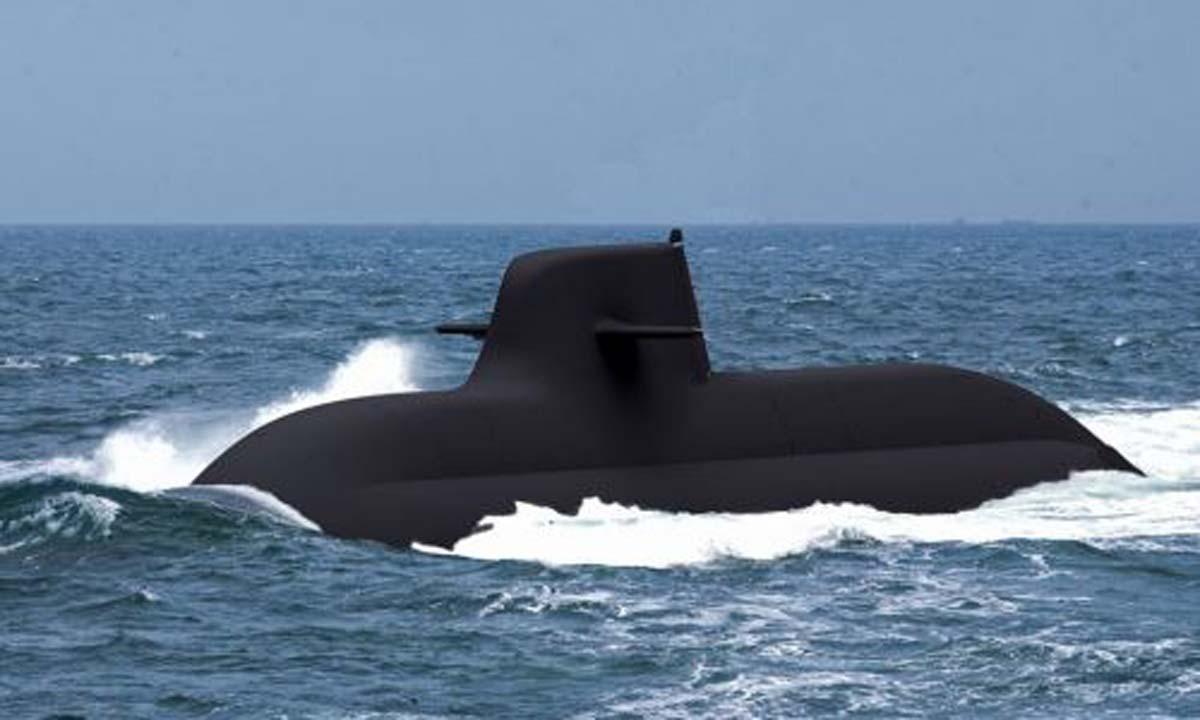 Fincantieri: sottomarino U212