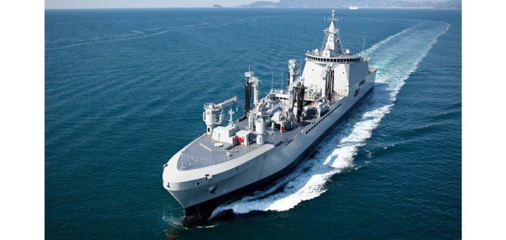Fincantieri: nave Vulcano