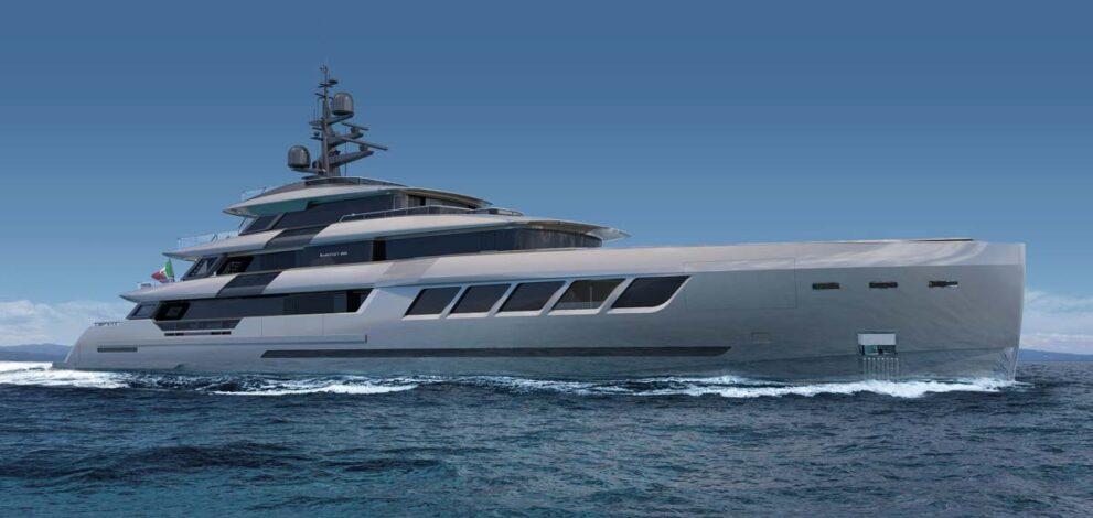 Isa Yachts: la nuova linea Ayrton