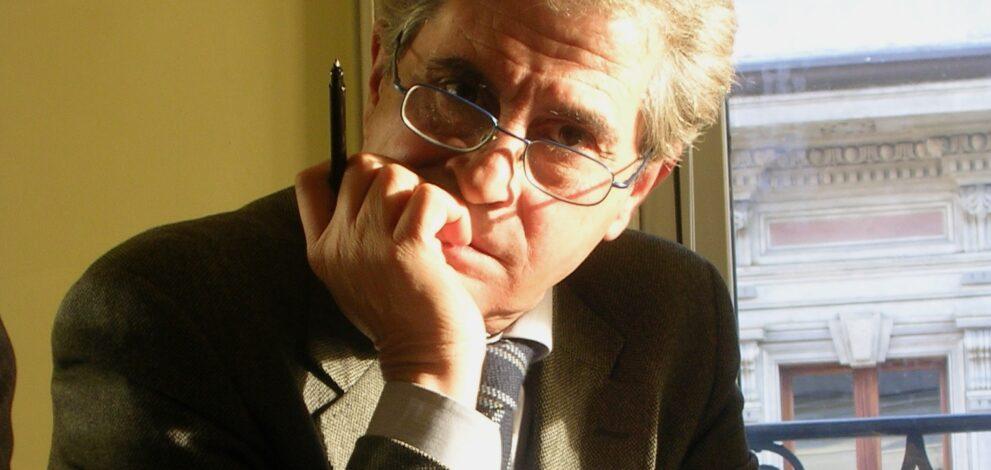 ANTONIO RISOLO, GIORNALISTA. MIO PADRE