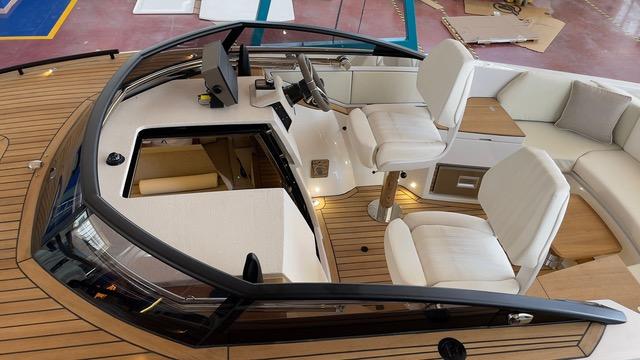 Nerea Yacht, l'NY 24 Sea Salt