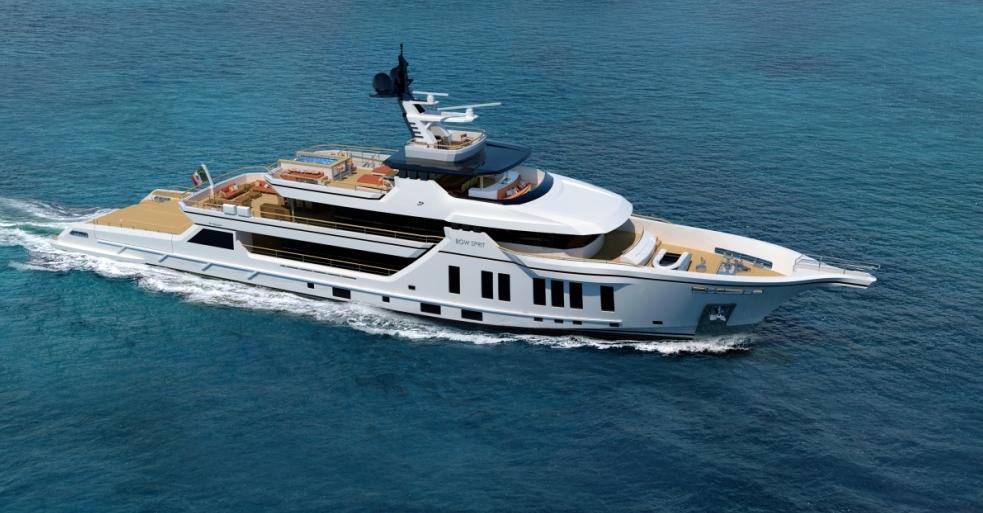 Il Bow Sprit di Vittoria Yacht