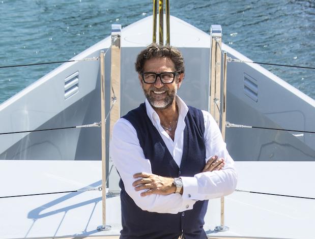 Giovanni Costantino, Ceo e fondatore di The Italian Sea Group