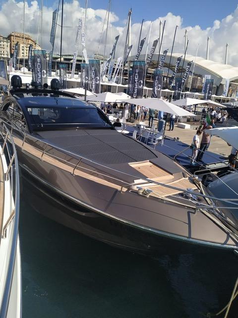 INfive, il nuovo gioiello di Rizzardi Yachts